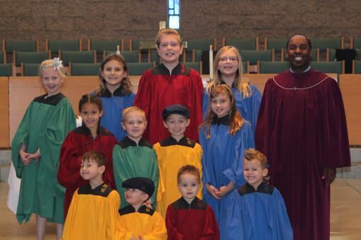 Choirs | Green Valley Presbyterian Church